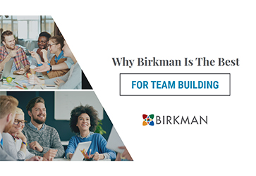 Why Birkman is the Best for Team Building